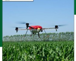 Drone agriculture sprayer High efficiency for farming working