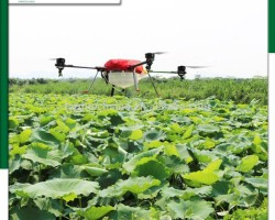 cost effective crop spraying drone agriculture uav drone 10L