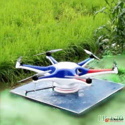 2017-Lieber 6-Axis 30L Professional Agricultural UAV Drone for farming use jp
