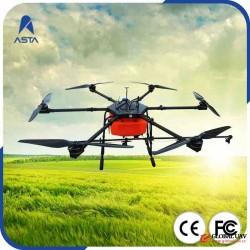High Accuracy Agricultural Drone Spraying Pesticide Fertilizer Sprayer For Farm