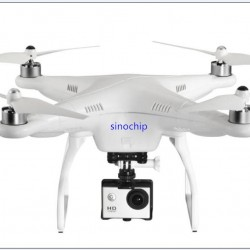 China Professional Aerial Photograph Drone Remote Control GPS Wifi Quadcopter deone for police surve