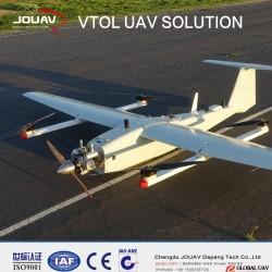 Land mapping Hybrid VTOL Commercial UAV