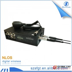 Wireless Long Range Army Digital Video Security System