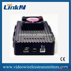 Small and light weight COFDM Video Transmitters for UAV,Police and Security