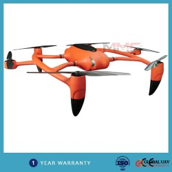 MMC HYdrone 1800 best military equipment police with over 3 hours flight time cctv drone with HD cam