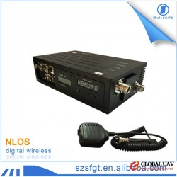 NLOS 5km Long Range Wireless AV Transmitter Receiver SG-VT10