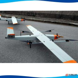 DA-VTOL-F lang distance FIXED WING fuel engine UAV