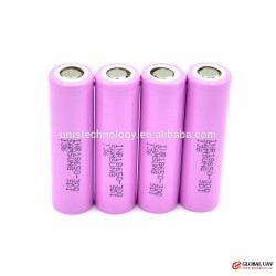 Best selling ! high drain Samsung SDI INR18650 30Q 3000mAh 15A 3.7V rechargeable battery use for UAV