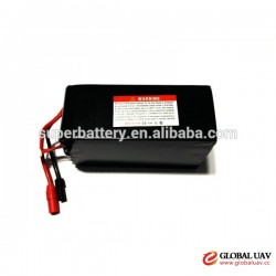 High Discharge Helicopter 6S 25C-50C 22.2v 20000mAh lithium-polymer battery