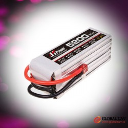 5200mah 6s 22.2v 25c RC Heli Battery 6s Lipo Battery for Helicopter Airplane
