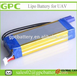 UAV Battery - 12V 2000mAh Lipo Battery BMS with High Discharge Rate 30C
