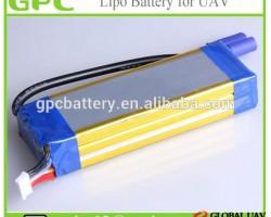 UAV Battery 2500mAh 7.4V High Rate Discharge Lipo Model Airplane Battery