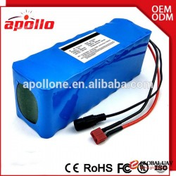 can be customized 11.1v 18650 22000mAh li ion battery pack