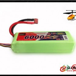 Wholesales high discharging 30C 6S1P lipo battery pack for mini drones UAV rc battery