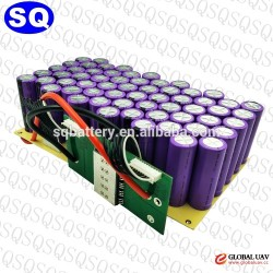 Rechargeable fast charging high quality 48V Lto battery for UAV unmanned aerial vehicle