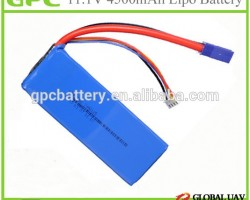 12V 4500mAh Lipo Battery Pack Drones Battery for DJ