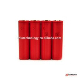 Authentic Sanyo NCR18650GA 3500mAh 10A 3.7V rechargeable battery cell ncr18650ga battery cell use fo