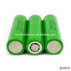 Authentic LG MJ1 18650 3500mAh 10A rechargeable battery cell VS Sanyo NCR18650GA 3500mAh 3500mAh 3.7