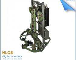 Radio transmitter military backpack audio video convert surveillance equipment