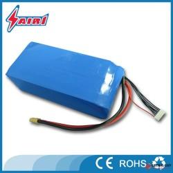 15C 22.2V 16000mAh Lipo Battery for Multirotor UAV