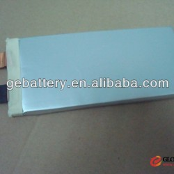 High discharging rate 10C LIPO CELL GEB8773160 3.7v10000mah rechargeable battery