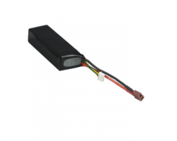 Model airbus 40C 4S1P 14.87v rechargeable lipo battery 6000mAh lithium polymer battery flat cells pa