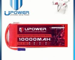 wholesale hobby 6s 22.2v 10000mah battery 25c