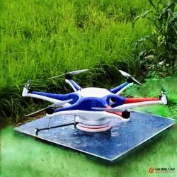 UAV AGRICULTURE Lieber 30L durable popular UAV Drone professional Crop Sprayer for Agriculture -p