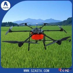 New motor professional high intelligent Drone sprayer competive price fertilize crop agriculture spr