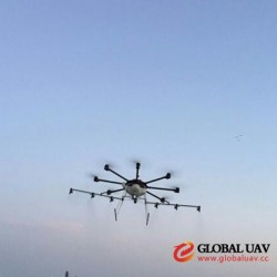 Crop duster 10 kg agricultural spray drones