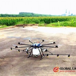 Multi-rotors Plant Protection UAV Drone Agricultural Sprayer