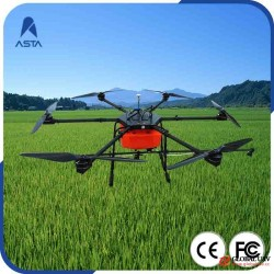 Latest Professional Agriculture Six Propeller Agricultural Pesticide Drone Sprayer