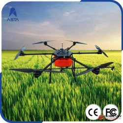 High Efficiency Labor Cost Saving Gyroplane Type Pesticide Crop Sprayer Long Flight Time Agriculture