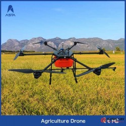 The Best Option Competitive Price Deliver Granulated Fertilizer Quadcopter 6S 12000Mah Agricultural