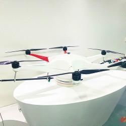 2017 LB-630 30KG uav drone agriculture sprayer type uav drone crop sprayer for sale ow