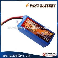 Vant/ Pulse/Tattu/GensAce/Kypom/MaxAmps/Nano-tech LIPO 10000mAh 6S 22.2V 25C -- Multi Rotors