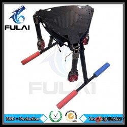 3 rotors Professional Aerial Agricultural UAV drone,Factory Price Agriculture UAV Drone crop sprayer