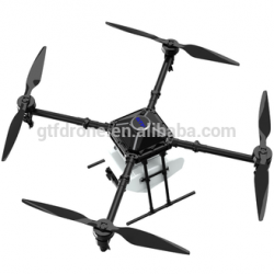 agri Beijing GTF AG-10 Big payload uav drone with gps agriculture drone crop sprayer