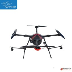 Agriculture Crops Pesticides Spraying Drone