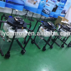 Professional 20L XYX-804 6 rotor UAV heavy load Crop Sprayer, agriculture machinery drone