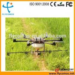 Heavy lift agricultural pesticide spraying drone uav crop sprayer drone