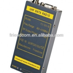 vhf/uhf Data Radio Modem with CE and FCC