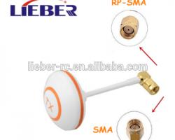 LB 5.8G Mushroom FPV TX Antenna for uav drone omni antenna -2
