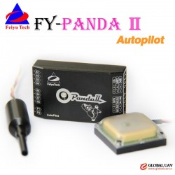 feiyu tech PANDA 2 autopilot system with 198 Waypoints setting navigation Realize auto take off and