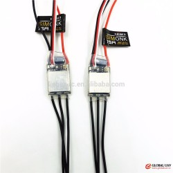 A- sale 15A 2-4S brushless speed control LIEBER ESC with BEC output for fpv Aircraft UAV drone
