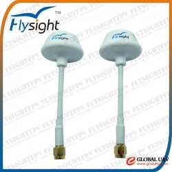 385 Omnidirectional Cloverleaf FPV 5.8 GHz Antenna for Mikrokopter UAV