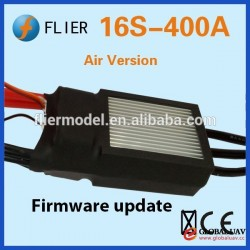 Flier 400A 16S brushless integrated controller for air/UAV