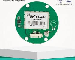 SKYLAB LSC-66UC MT3333 Drones/UAV GPS Navigation Module Support Fast TTFF at Low Signal Level