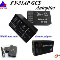 FPV necessary-FY-31AP Path Navigation Autopilot and GCS system