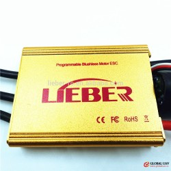 2017 A wholesale 6-12S 100A HV ESC LIEBER high voltage electronic speed control for UAV drone &a